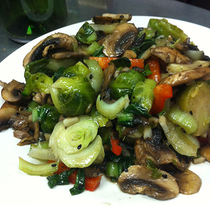 Mixed Seasonal Veggies